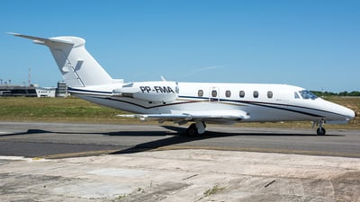 PP-FMA - Cessna 650 Citation III - Private
