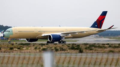 F-WZNA - Airbus A350-941 - Delta Air Lines
