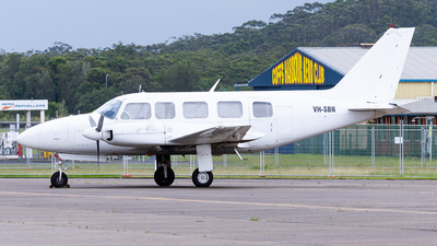 VH-SBN - Piper PA-31-350 Navajo Chieftain - Private