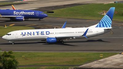N39415 - Boeing 737-924ER - United Airlines
