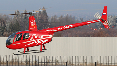 RA-04178 - Robinson R44 Raven - Private