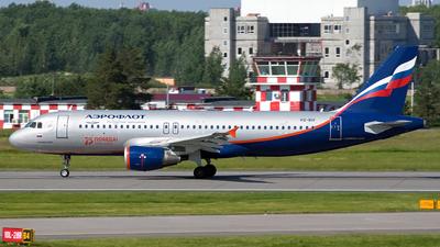 A picture of VQBIV - Airbus A320214 - Aeroflot - © Ivan Goreza