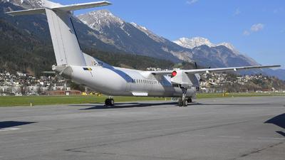 G-JEDK - Bombardier Dash 8-Q402 - Flybe