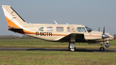 G-SCTR - Piper PA-31-310 Navajo C - Private