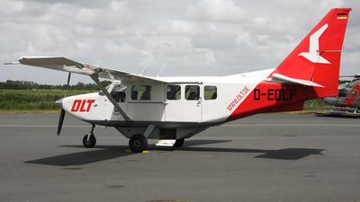 D-EOLF - Gippsland GA-8 Airvan - Ostfriesische Lufttransport (OLT)