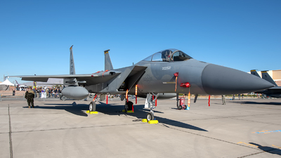 83-0019 - McDonnell Douglas F-15C Eagle - United States - US Air Force (USAF)