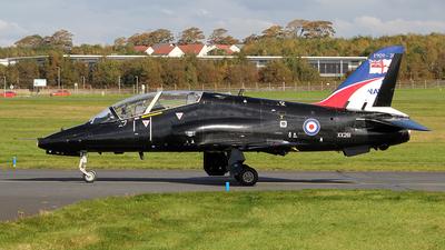 XX261 - British Aerospace Hawk T.1A - United Kingdom - Royal Navy
