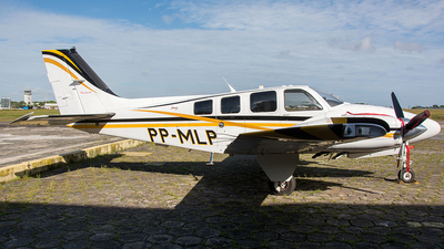 PP-MLP - Beechcraft 58 Baron - Private