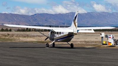 ZK-SAU - Gippsland GA-8-TC320 Airvan - Air Safaris