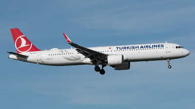 A picture of TCLSY - Airbus A321271NX - Turkish Airlines - © Gianluca Mantellini