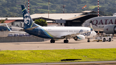 A picture of N531AS - Boeing 737890 - Alaska Airlines - © Cristian Quijano