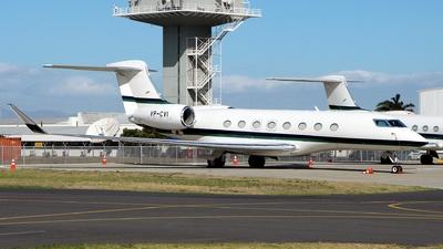 VP-CVI - Gulfstream G650 - Private