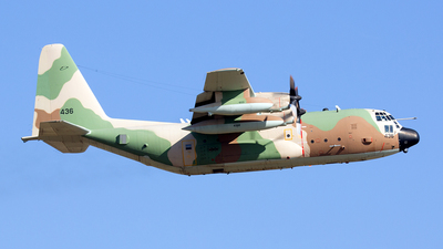 436 - Lockheed KC-130H Karnaf - Israel - Air Force