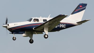 A picture of HBPRC - Piper PA46M350 - [4636715] - © FUMAGALLI ANDREA