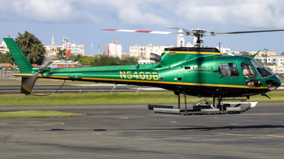 N540DB - Eurocopter AS 350B2 Ecureuil - Private