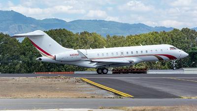 N404NA - Bombardier BD-700-1A11 Global 5000 - Private