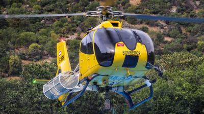 EC-MRH - Eurocopter EC 130T2 - Habock Aviation