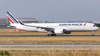 F-HTYK - Airbus A350-941 - Air France