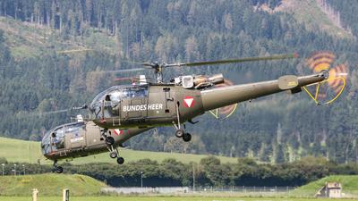 3E-KN - Aérospatiale SA 316B Alouette III - Austria - Air Force