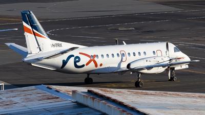 A picture of VHTRX - Saab 340B - Regional Express - © Leon Aviation