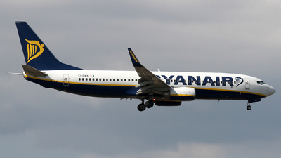 EI-DWK - Boeing 737-8AS - Ryanair