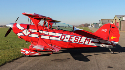 D-ESLM - Pitts S-2A Special - Private
