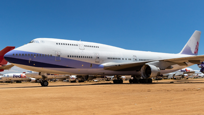 B-18207 - Boeing 747-409 - Untitled