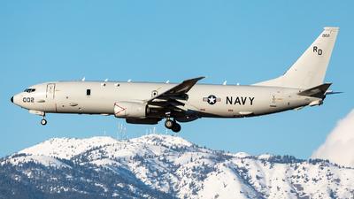 169002 - Boeing P-8A Poseidon - United States - US Navy (USN)