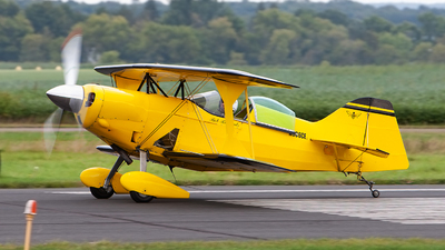 N506CE - Pitts S-1S Special - Private