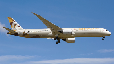A6-BMC - Boeing 787-10 Dreamliner - Etihad Airways