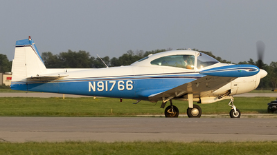 N91766 - Ryan Navion 4  - Private