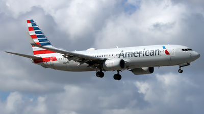 A picture of N920NN - Boeing 737823 - American Airlines - © Xiamen Air 849 Heavy