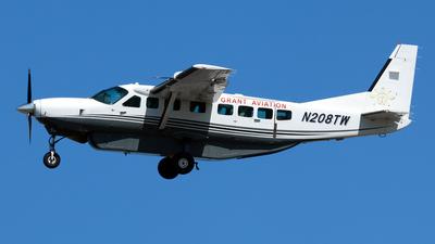 N208TW - Cessna 208B Grand Caravan - Grant Aviation