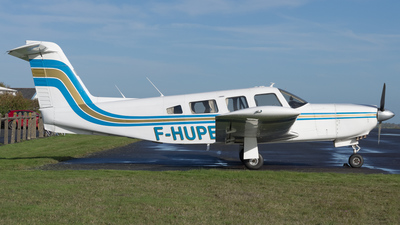 F-HUPE - Piper PA-32RT-300 Lance II - Private