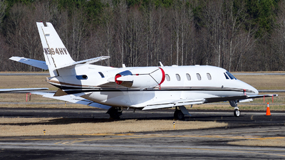 N564HV - Cessna 560XL Citation XLS Plus - Private