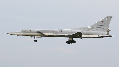 RF-94223 - Tupolev Tu-22M3 Backfire - Russia - Air Force