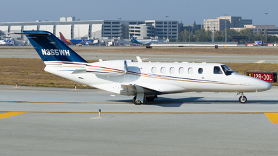 N365WH - Cessna 525A CitationJet 2 Plus - Private