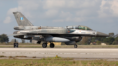 619 - Lockheed Martin F-16DJ Fighting Falcon - Greece - Air Force