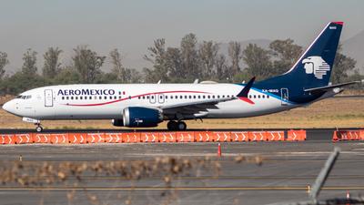 XA-MAQ - Boeing 737-8 MAX - Aeroméxico