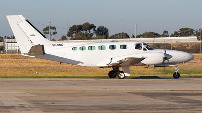 VH-SMO - Cessna 441 Conquest II - Sharp Airlines