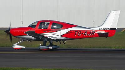 TG-AJR - Cirrus SR22-GTS G6 Carbon - Private