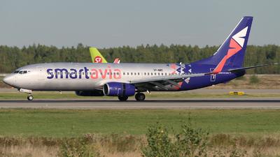 A picture of VPBBD - Boeing 7378AL - Smartavia - © Mikhail Tkachuk