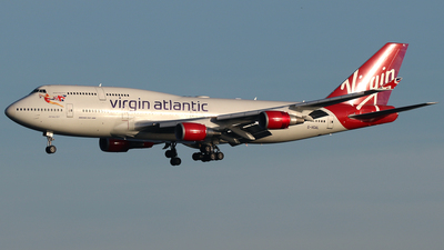 G-VGAL - Boeing 747-443 - Virgin Atlantic Airways