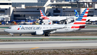 A picture of N956NN - Boeing 737823 - American Airlines - © Rocky Wang