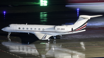 CS-DKG - Gulfstream G550 - NetJets Europe