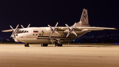 11529 - Antonov An-12BK - Russian Aircraft Corporation MiG