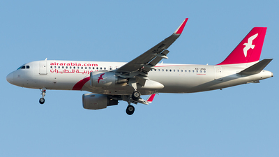 A picture of A6ANN - Airbus A320214 - [5423] - © Alp AKBOSTANCI