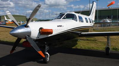 A picture of N921GG - Piper PA46350P Malibu Mirage - [4636136] - © A M Spalding
