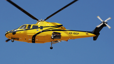 4X-BEP - Sikorsky S-76C++ - Lahak Aviation