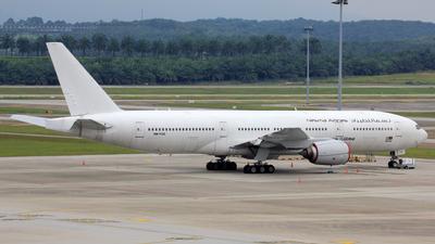 9M-FGB - Boeing 777-212(ER) - Nesma Airlines